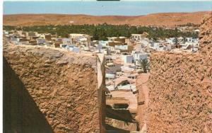 Algerie, Algeria, Biskra, Vue Generale used Postcard