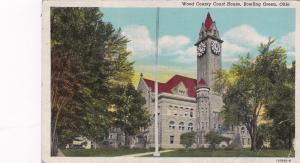 BOWLING GREEN, Ohio, PU-1949; Wood Country Court House