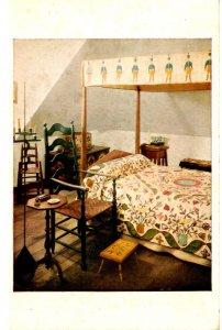 DE - Winterthur. Lebanon Bedroom, Former Home of Henry F. Du Pont