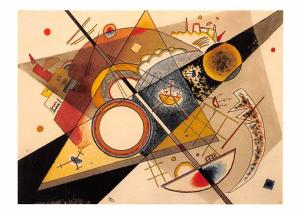Vasily Kandinsky - Watercolor