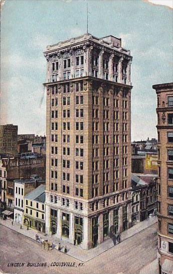 Lincoln Building Louisville Kentucky