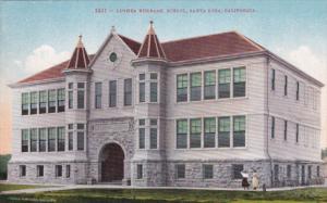 Luther Burbank School, SANTA ROSA , California , 00-10s