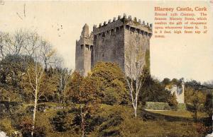 Ireland Blarney Castle, Cork, 15th Century, famous Blarney Stone