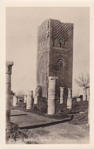 RP; Rabat , Morocco , 20-30s ; La Tour Hassan