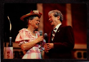 TN Grand Ole Opry Opryland USA Minnie Pearl Roy Acuff Nashville Tennessee PC