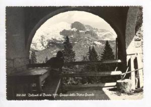 RP, Dolomiti di Brenta-3155-Gruppo Della Pietra Grande, Trento, Italy, 1940-1...
