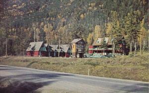Canada Peaks Motel Revelstoke British Columbia