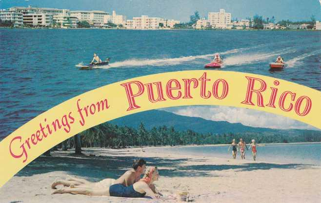 Greetings from puerto rico hippostcard greetings from puerto rico m4hsunfo