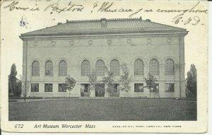 Worcester, Mass., Art Museum