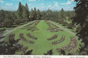 Washington Spokane Rose Hill In Manitou Park