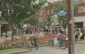 Suffolk Postcard - High Road, Felixstowe RS21817