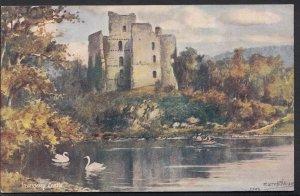 Scotland Postcard - Invergarry Castle, Artist Warren Williams  DC133