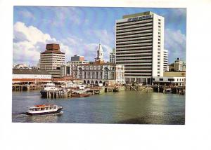 Customs Building, Air New Zealand Building, Auckland Waterfront, New Zealand