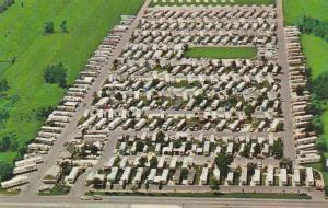 BRIDGEVIEW , Illinois , 1950s-60s ; J. Gudish Mobile Home Sales