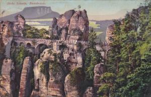 SACHS - SCHWEIZ, Saxony, Germany; 00-10s ; Basteibrucke