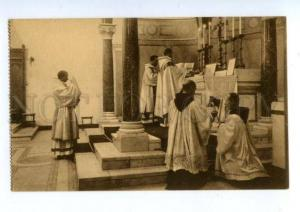 147496 BELGIUM LOPHEM-lez-Bruges St.Andre Abbaye Vintage #21
