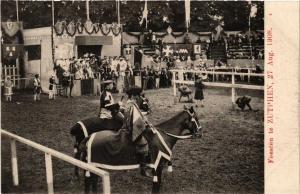 CPA Feesten te ZUTPHEN 27 Aug 1908 NETHERLANDS (604636)