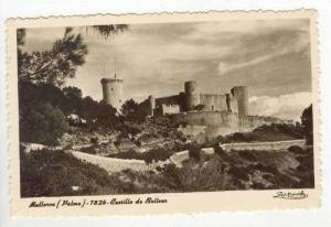 RP, Vista Del Castillo De Bellver, Mallorca (Islas Baleares), Spain, 1920-1940s
