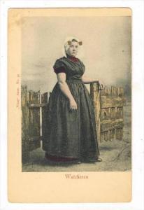 Costume  Walchern, Netherlands, 1890s