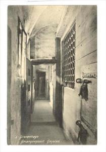 's-Gravenhage , Gevangenpoort. Geijolen. Netherlands, 1910-30s