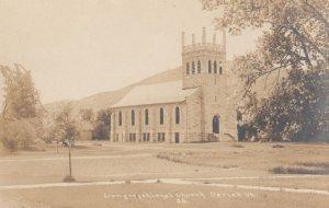 RP: DORSET , Vermont , 00-10s ; Congregational Church