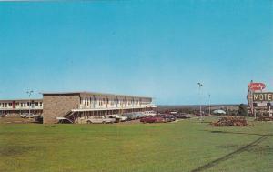 Wandlyn Motel,  Magnetic Hill,  Moncton, N.B.,  Canada,  40-60s
