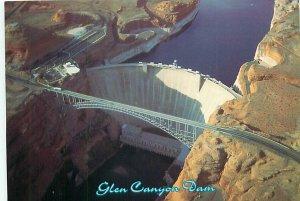 Buy Postcard Glen Canyon Dam Bridge Arizona