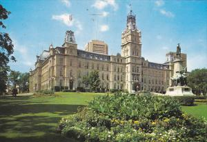 Canada Government Buildings Quebec