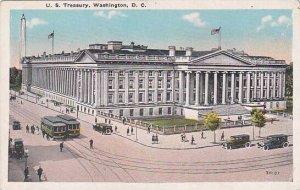 Washington DC U S Treasury
