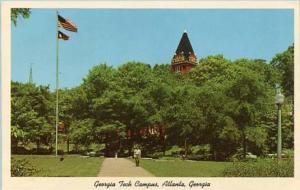 GA - Atlanta.Georgia Tech, Campus