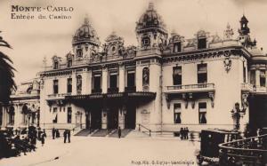 RP: MONTE-CARLO , Entree du Casino , 00-10s