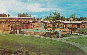 Tyee Motor Inn , OLYMPIA , Washington , PU-1967