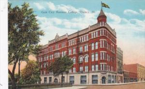 Illinois Quincy Gem City Business College Curteich