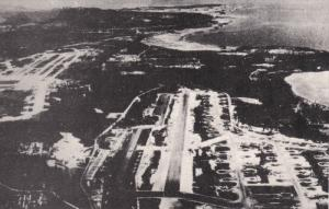 RP: Harmon Field / Airport , GUAM , 1945