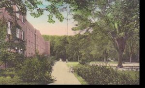 Michigan Orchard Lake St Marys College Dormitory Handcolored Albertype