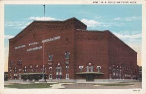 New I.M.A. Building , FLINT , Michigan , 30-40s