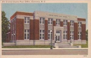 North Carolina Gastonia United States Post Office