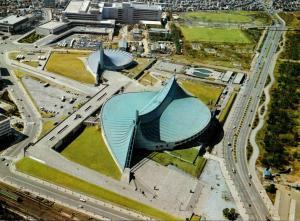 Japan Tokyo Yoyogi National Gymnasium