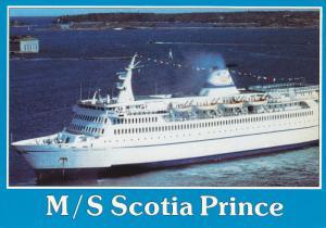 PORTLAND, Maine, 1950-1970's; M.S. Scotia Prince