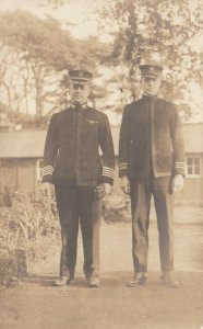 RP: U.S. Navy Officers, 1918
