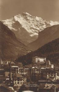 Switzerland Interlaken und die Jungfrau 02.45