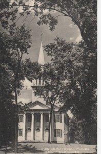LITCHFIELD, CT , 1930s ; Congregational Church