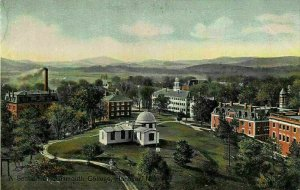A Section of Dartmouth College Hanover New Hampshire postcard