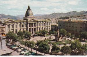 LA PAZ, Bolivia 50-60s  Plaza Murillo