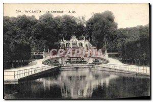 Postcard Old St Cloud Cascade