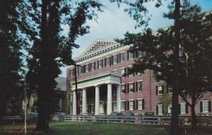 Main Hall,  Salem College,  Winston-Salem,  North Carolina,  40-60s