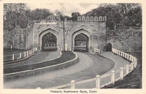 India Delhi Historio Kashmere Gate