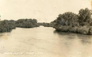 NE - North Platte River   RPPC