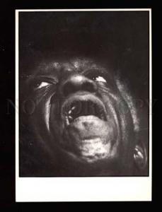 009846 JAZZ Art Blakey by I.Pozorski Modern card