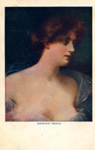 Women - Sweetest Grace   Artist: H. Rondel